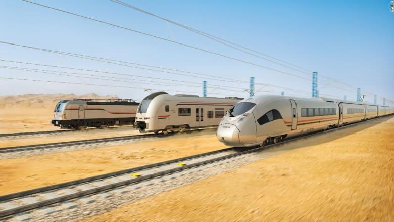 مصر تبني خط سكة حديد عالي السرعة بقيمة 4.5 مليار دولار