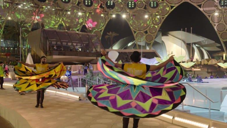 أجنحة إكسبو 2020 دبي ترحب بالمسافرين الافتراضيين