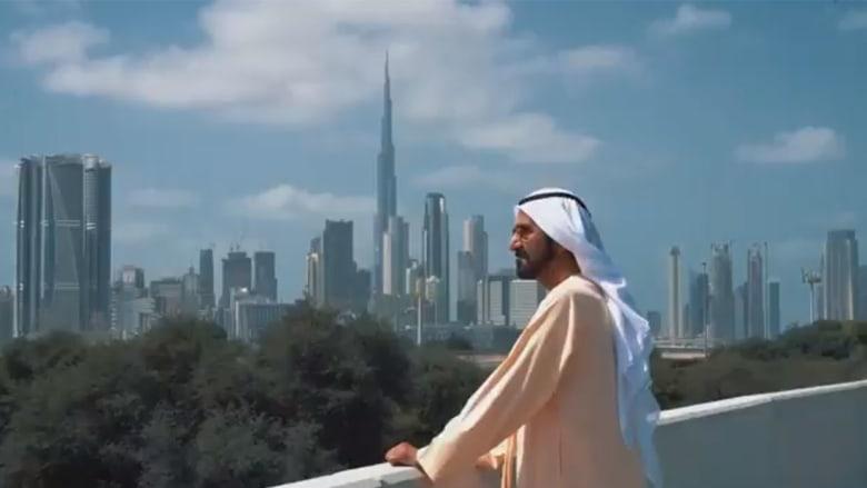 الشيخ محمد بن راشد، نائب رئيس الإمارات رئيس مجلس الوزراء حاكم دبي