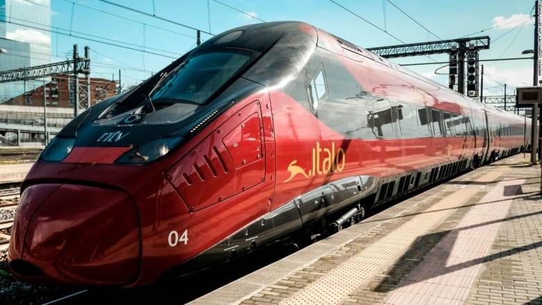 """كيف ساعدت القطارات فائقة السرعة في إيطاليا على سقوط """"أليطاليا""""؟"""