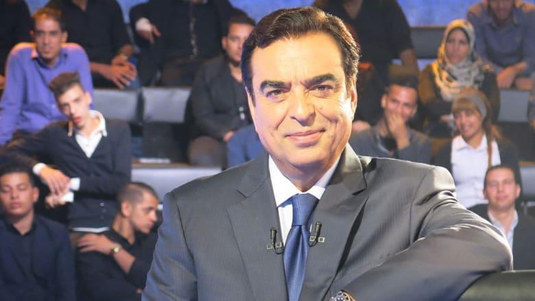 صورة ارشيفية لوزير الإعلام اللبناني، جورج قرداحي