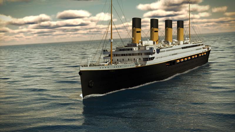 سفينة التايتانيك قد تبحر مجدداً قريباً جداً.. إليكم متى