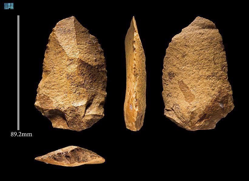 بالسعودية.. اكتشاف دلائل لهجرات بشرية مبكرة من قارة أفريقيا إلى شمال الجزيرة العربية