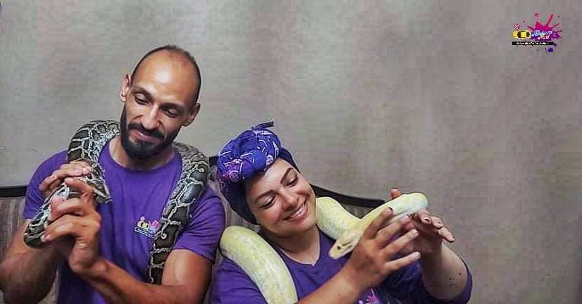 """أطلق الثنائي بهاء الدين مجدي صالح، وزوجته هبةالله عادل سليمان، خدمة """"Aleefcom Paxi"""" في نهاية عام 2020."""