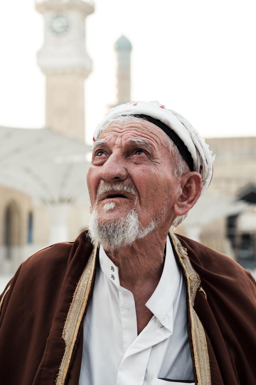 من بغداد إلى الأهوار.. مصور يوثق الاضطراب والأمل في العراق
