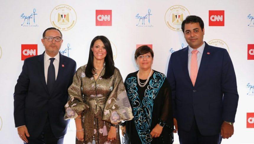 مصر بعيون جديدة... وزارة السياحة المصرية تطلق حملة عالمية عبر CNN