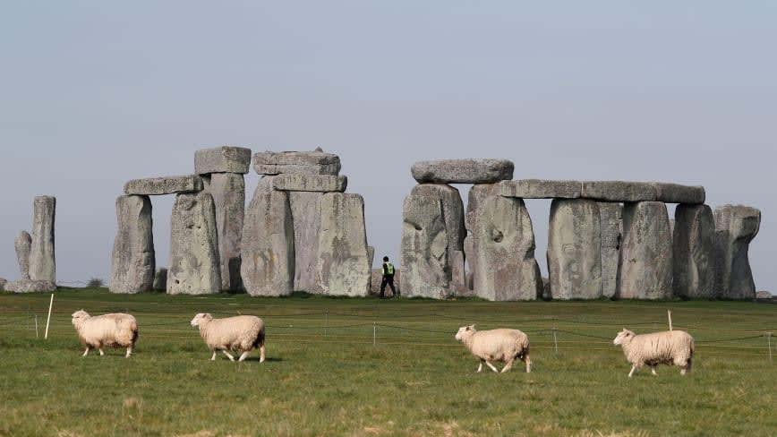 """لغز عمره قرون..اكتشاف مصدر محتمل لأحجار """"ستونهنج"""" العملاقة"""