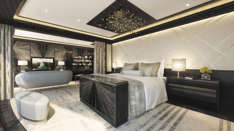 سرير بسعر 200 ألف دولار على متن هذه الرحلة السياحية