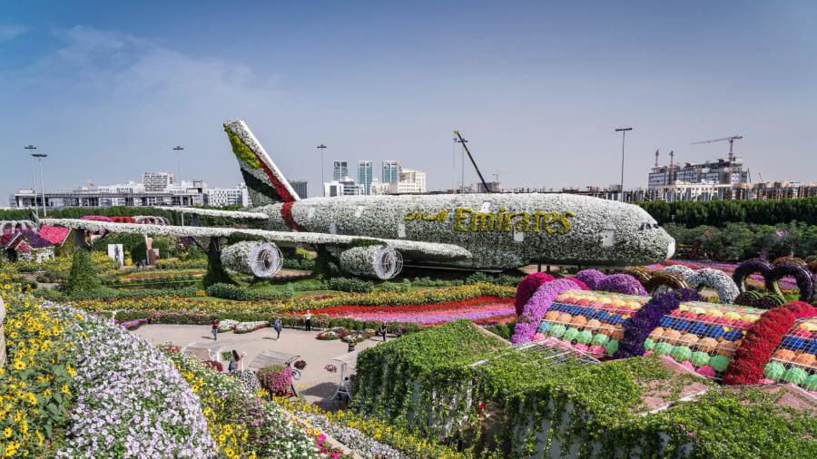 إليك 10 أماكن سياحية يمكنك زيارتها في دبي