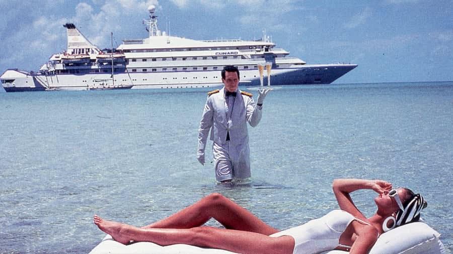 بالصور.. رحلات القوارب في الخمسينات