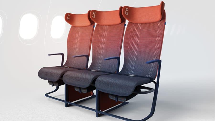 هل من الممكن لهذه المقاعد أن تستبدل كراسي الرحلات الاقتصادية؟
