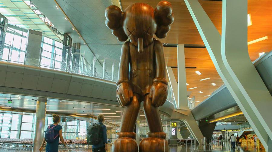 هل مطار حمد الدولي الأفخم في العالم؟