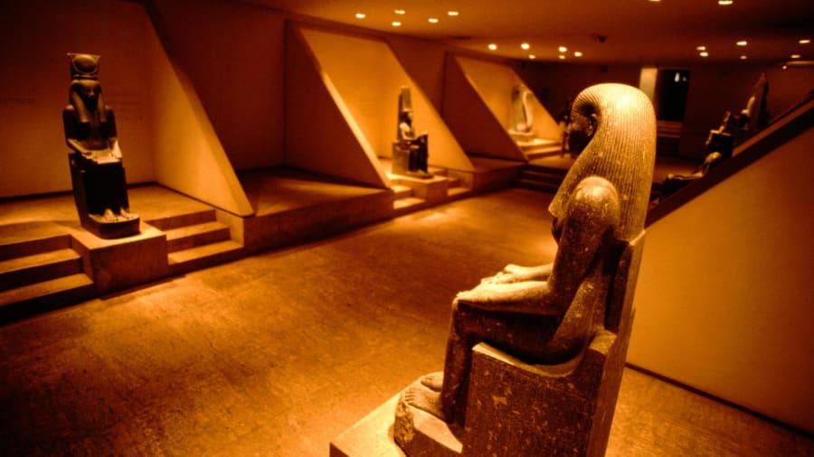 متحف الأقصر في مصر