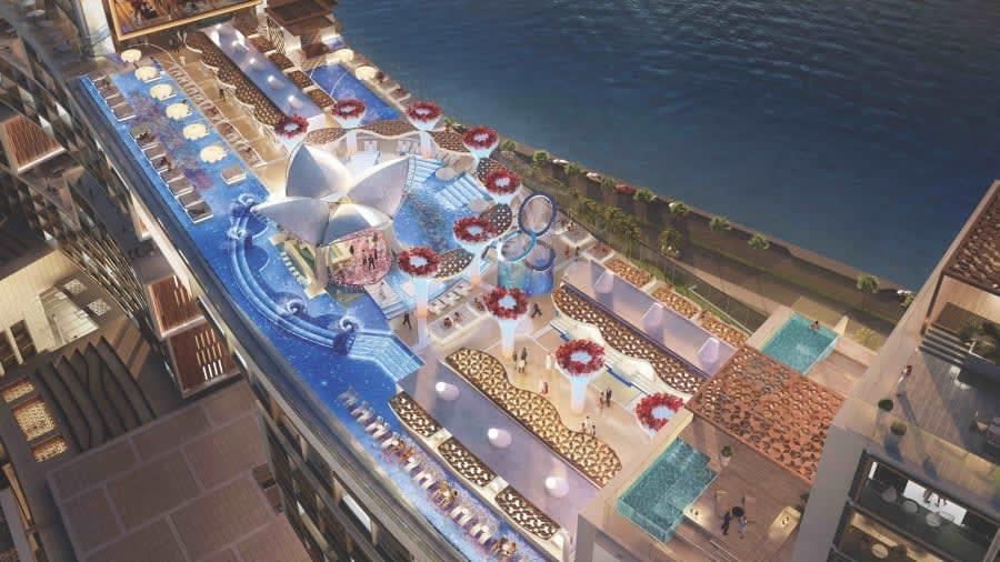 """""""أتلانتس 2"""" ينضم إلى أفخم الفنادق في دبي.. فهل يتفوق على """"أتلانتس النخلة""""؟"""