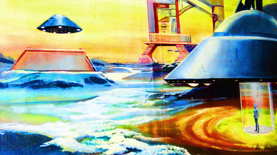 في تايلند.. قمة تل نائية تجذب الباحثين عن الأجسام الغريبة الطائرة