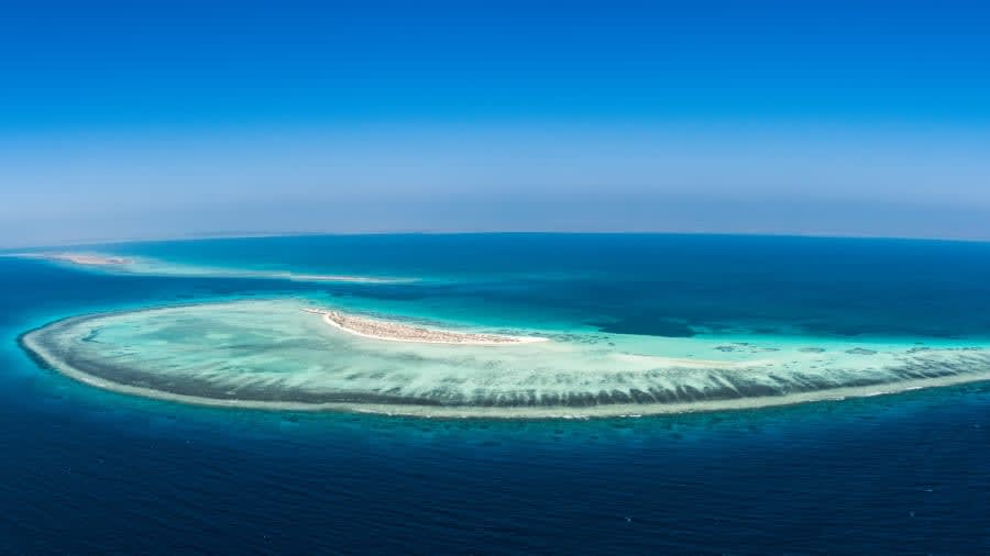 مشروع البحر الأحمر في المملكة العربية السعودية