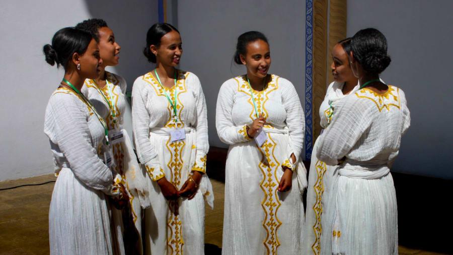 """للمرة الأولى.. إثوبيا تفتتح قصر إمبراطوري """"سري"""" منذ آلاف السنين أمام الزوار"""