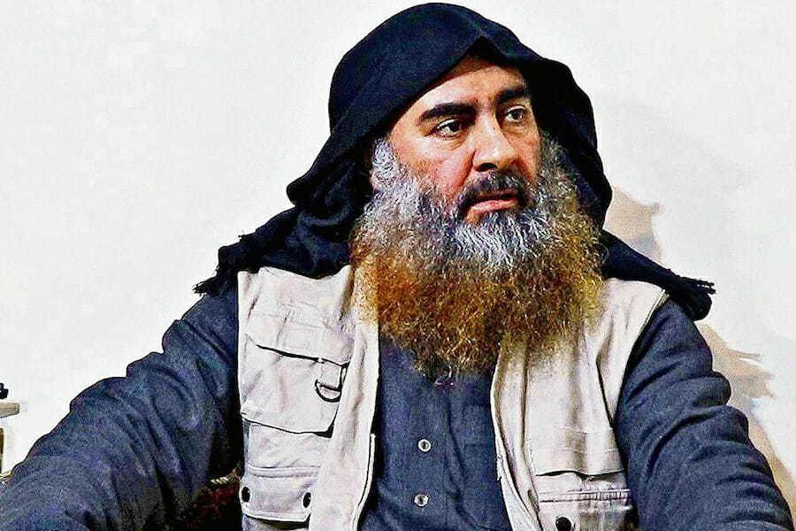 داعش يعترف بمقتل البغدادي ويعلن اختيار خليفة له في زعامة التنظيم