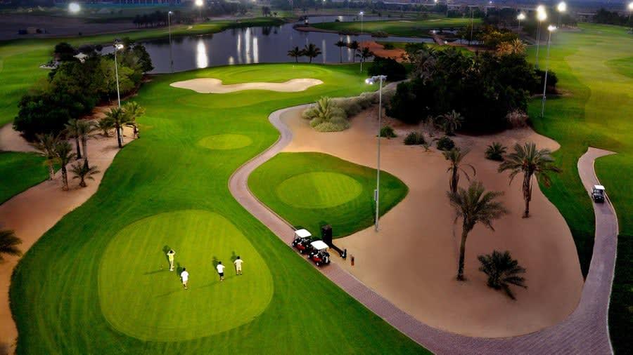 نادي أبوظبي للجولف