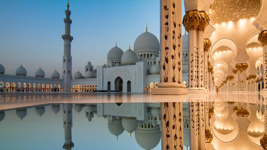مسجد الشيخ زايد الكبير