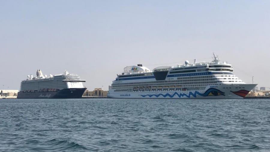 ميناء راشد في دبي