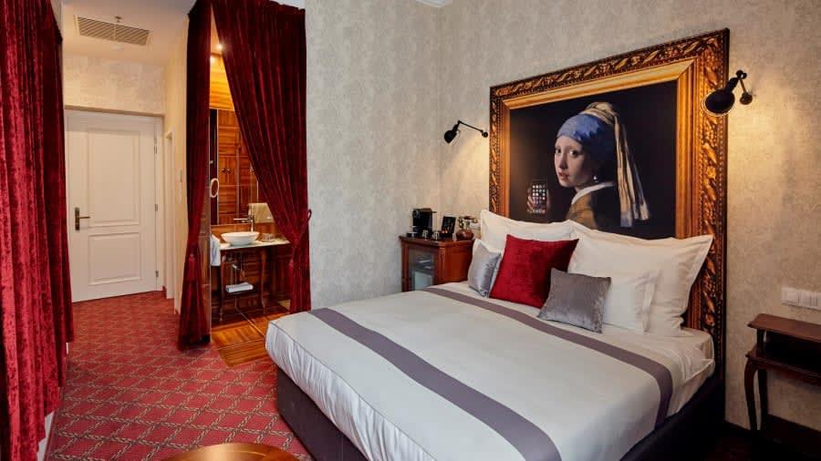 فندق ميستري بودابست
