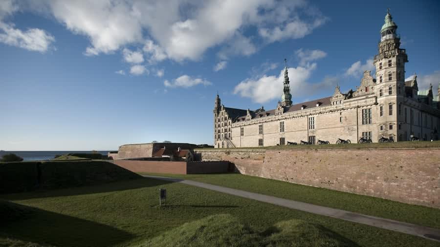 """قلعة """"كرونبورغ"""""""