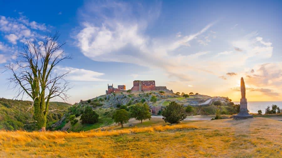 """قلعة """"هامرشيس"""""""