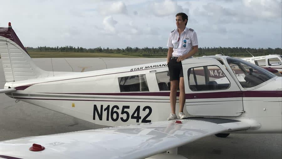 طائرة Star Marianas