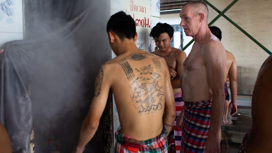 في تايلاند.. ملاذ سري لتنقية المدمنين من السموم