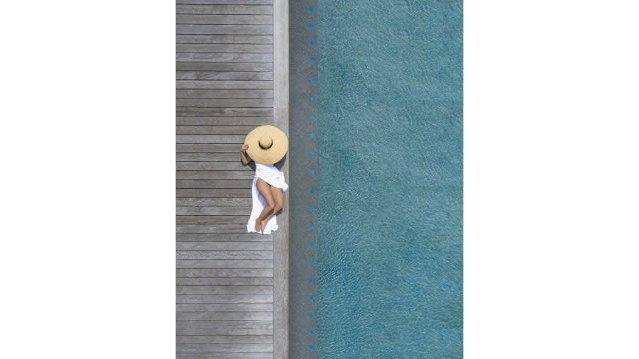 """صور جوية """"مميزة"""" تجسد حلم الصيف المثالي وسط تفشي كورونا"""