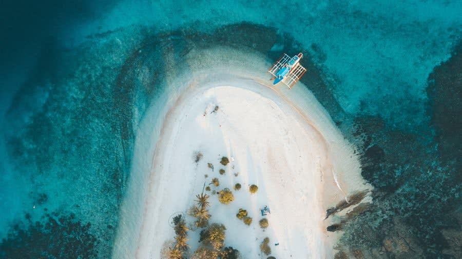 جزيرة بالاوان في الفلبين