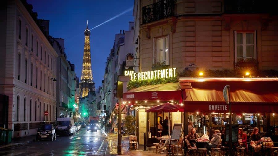 باريس في فرنسا