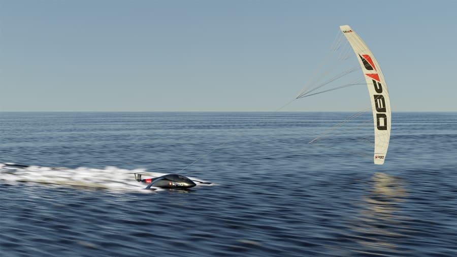 هل ستكون أحد هذه القوارب الشراعية هي الأسرع في العالم؟