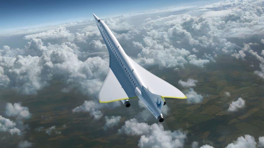 شركة Boom Supersonic
