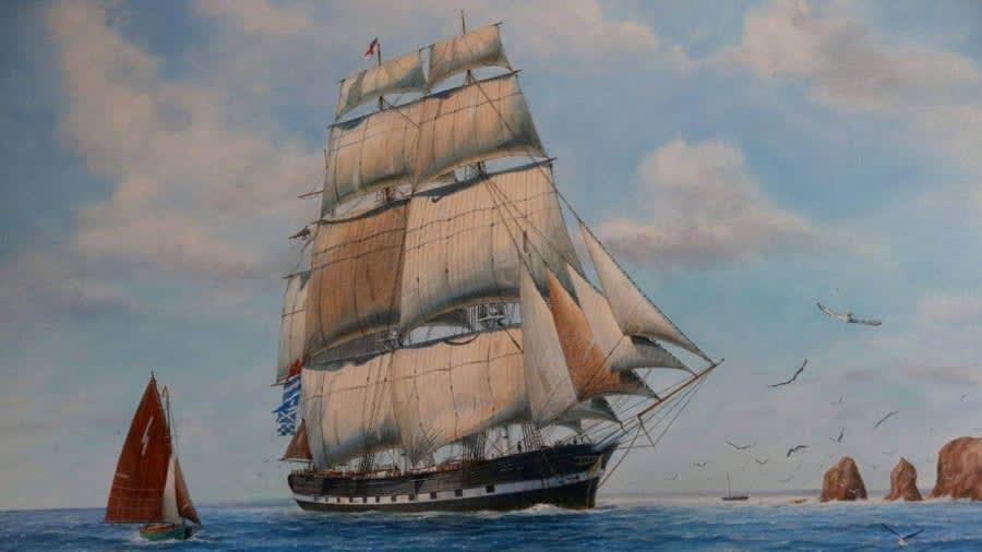 سفينة Edwin Fox