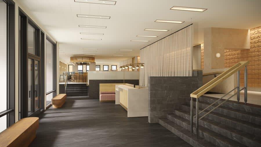 هذا المعلم المعماري البارز أُعيد تدويره كي يكون أول فندق صفر انبعاثات في أمريكا