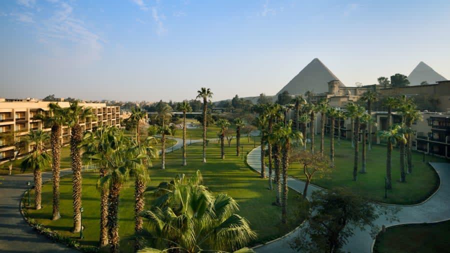 مصر تفتح هرم سنفرو المائل للزوار لأول مرة منذ عام 1965