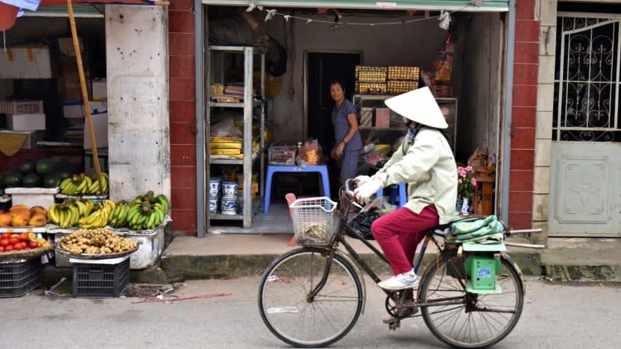 سحر جذّاب من هانوي