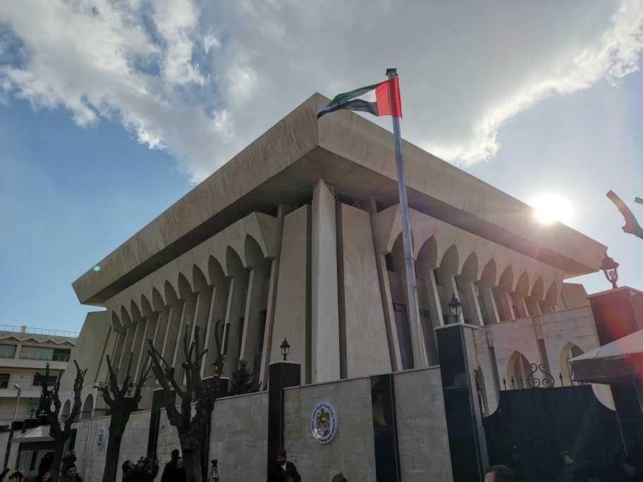 الإمارات تعلن رسميا عودة العمل بسفارتها بسوريا: خطوة تؤكد الحرص على إعادة العلاقات بين البلدين الشقيقين