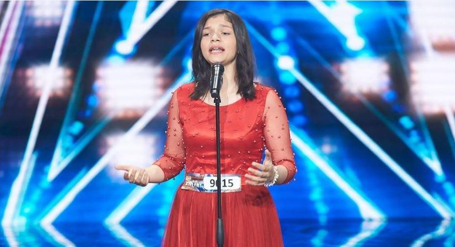 """حفيدة أم كلثوم تدهش الجمهور بموهبتها الغنائية في """"آرابز غوت تالنت"""""""