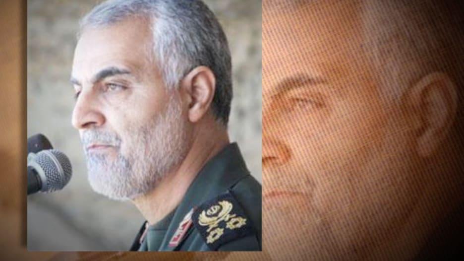 """جنرال بالحرس الثوري الإيراني """"يقود"""" الحرب ضد داعش"""