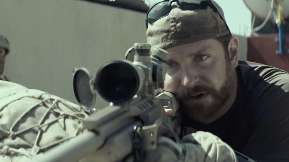 """""""القناص الأمريكي"""".. فيلم يحاكي قصة """"أخطر قناص"""" في حرب العراق"""