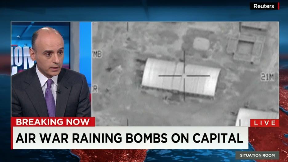 السفير السعودي بأمريكا لـCNN: صراع اليمن ليس بين السنة والشيعة وأمريكا تعلم دقيقة بدقيقة