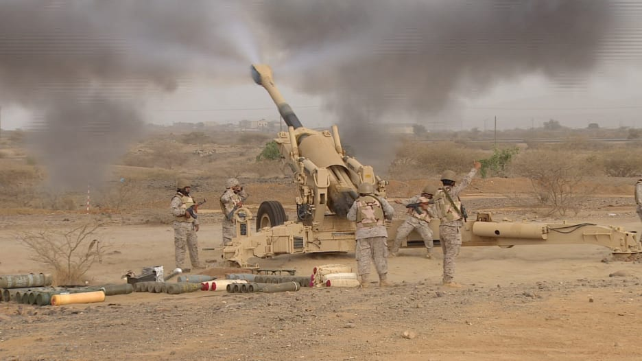 لأول مرة منذ بدء عاصفة الحزم.. السعودية تسمح لوسائل الإعلام بالتعرف إلى قدراتها العسكرية