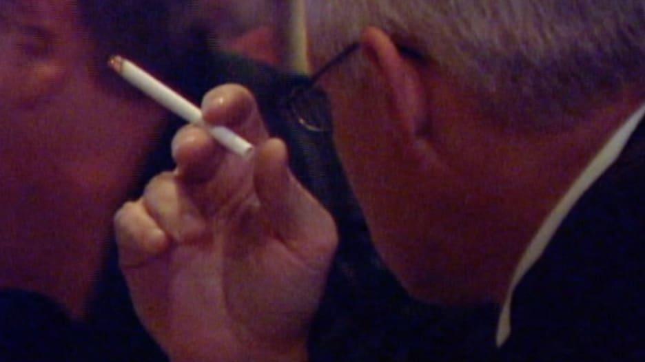 دراسة تربط القدرة على الإقلاع عن التدخين بالنشاط الداخلي للدماغ!