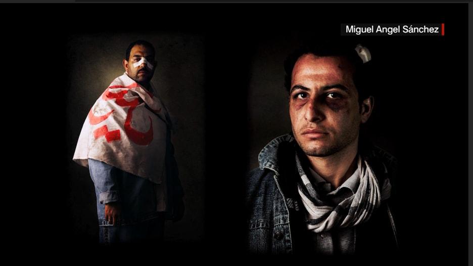 """مصور يعكس """"كرامة"""" الشعب المصري من خلال صور التقطها بعد ثورة يناير"""
