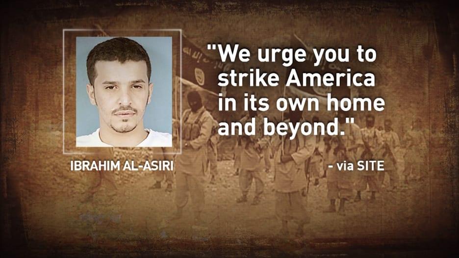 شاهد.. تهديدات القاعدة الجديدة لأمريكا هل أصدرها خبير المتفجرات العسيري؟