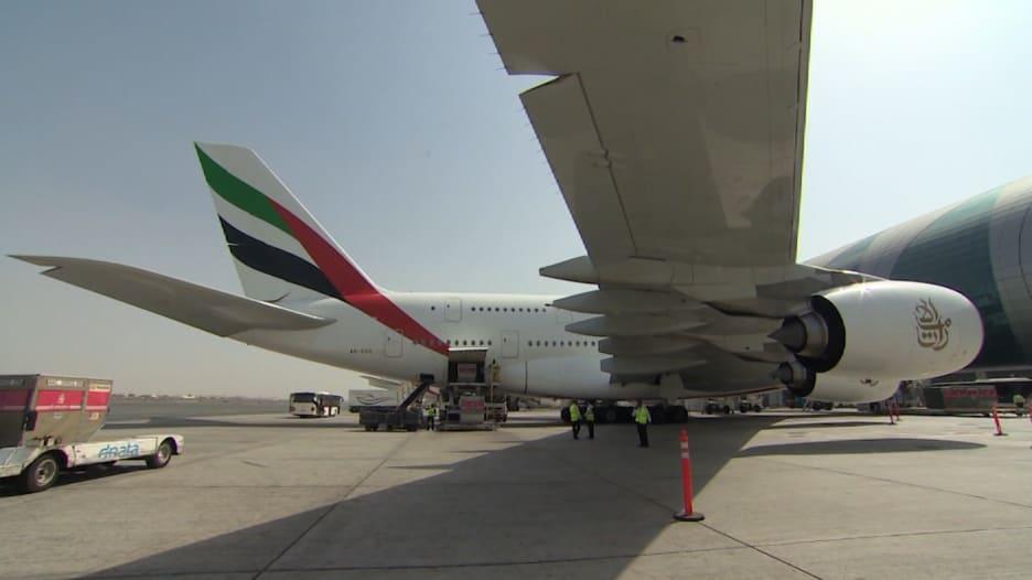 شاهد.. طيران الإمارات تستعد لأطول رحلة في العالم دون توقف