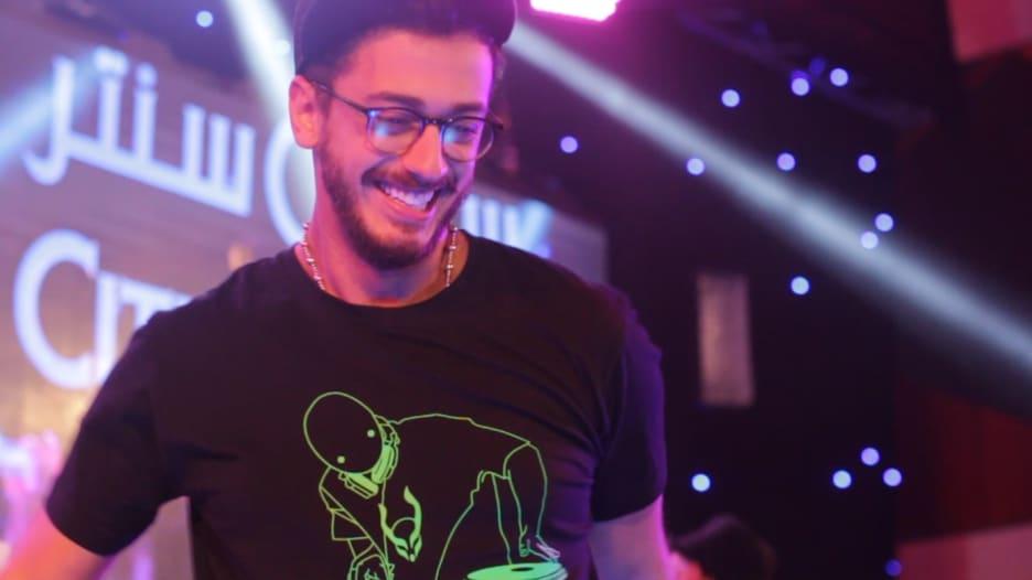 سعد لمجرد لـCNN: الأغنية المغربية منفتحة على الموسيقى العالمية..وأحب الغناء منذ الصغر